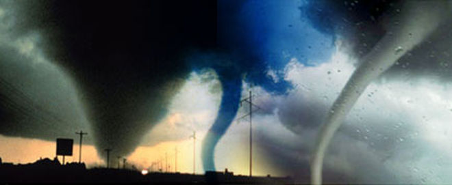 winter with tornadoes